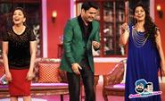 Comedy Nights With Kapil - Madhuri Dixit & Juhi Chawla