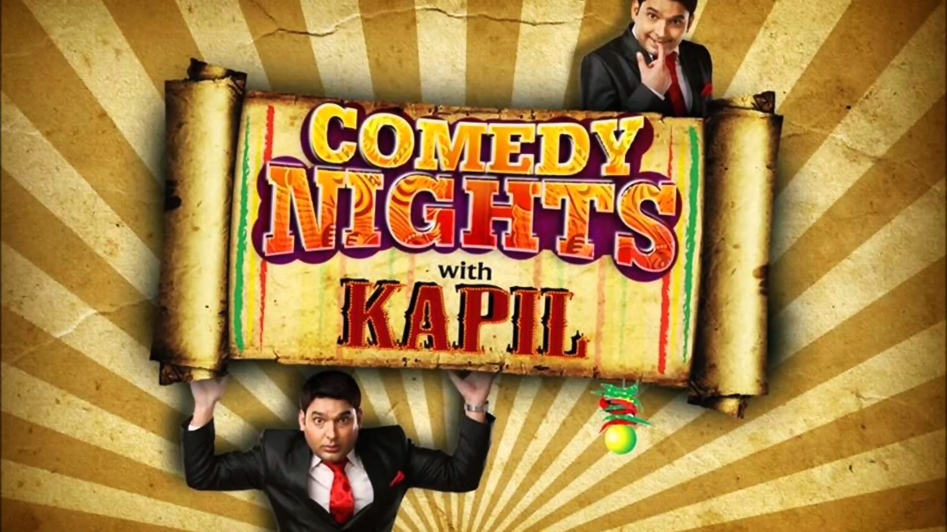 Headline for Comedy Nights with Kapil : Best of the best