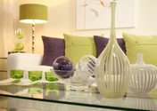 Lime green kitchen accessories | Dunelm