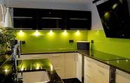MY LIME GREEN KITCHEN