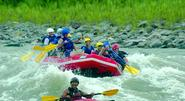 Shoot the Rapids-White Water Rafting in Tena