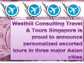 Westhill Consulting Travel and Tours, Singapore: Most Visited Countries in Asia
