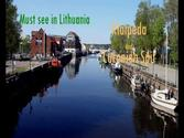 Klaipeda and Curonian spit - Must see in Lithuania