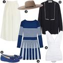 New Nautical: Redefine Riviera Chic with This Season's Take on Modern Classics at Styloko