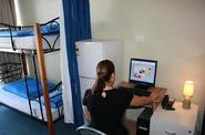 Backpacker accommodation for student in australia