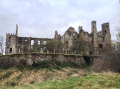 Audioboo / #AudioMo - Day 8 - Wingfield Manor & Mary Queen of Scots