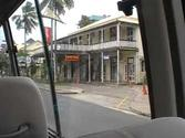 SUVA FIJI -COOL BUS RIDE THROUGH THE CITY 2014