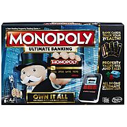 Roll over image to zoom in Monopoly Game: Ultimate Banking Edition