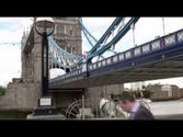 Tower Bridge London Famous Thames River Attractions England History UK by BK Bazhe.com