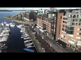 Aker Brygge, Astrup Fearnley museum - Aerovision/Visit Oslo
