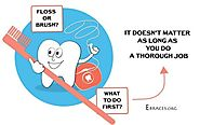 How to Floss with Braces and Help Your Teeth Look Better