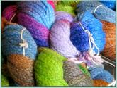 Yarn and an empty nest