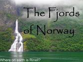The Fjords of Geiranger Norway (Where on Earth is Rinell?) Vlog #96