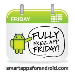 Headline for Fully FREE App Friday for July 25, 2014 (best free Android apps for kids)