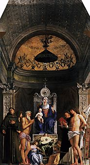 Life and Paintings of Giovanni Bellini (1430 - 1516) - Make your ideas Art