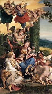 Life and Paintings of Antonio da Correggio (1489 - 1534) - Make your ideas Art