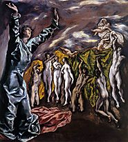 Life and Paintings of El Greco (1541 - 1614) - Make your ideas Art