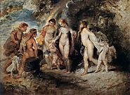 Life and Paintings of Peter Paul Rubens (1577 - 1640) - Make your ideas Art