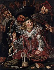 Life and Paintings of Frans Hals the Elder (1580 - 1666) - Make your ideas Art