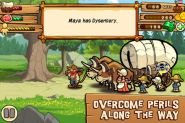 The Oregon Trail By Gameloft