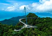 Ride the Cable Car and Walk the Sky Bridge