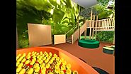 The Jungle Sensory Room