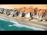 PLACES TO VISIT IN BRAZIL: Fortaleza, Beberibe & Aracati (Touristic City & Beaches) 720p HD