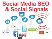 Build powerful social SIGNALS from top social sites to boost your SEO for $2