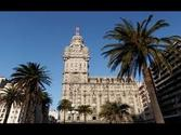 A walking tour of Montevideo, Uruguay