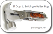 Email a New Reader of Your Blog : @ProBlogger