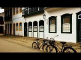 PLACES TO VISIT IN BRAZIL: Paraty (Historic City & Beaches) 720p HD