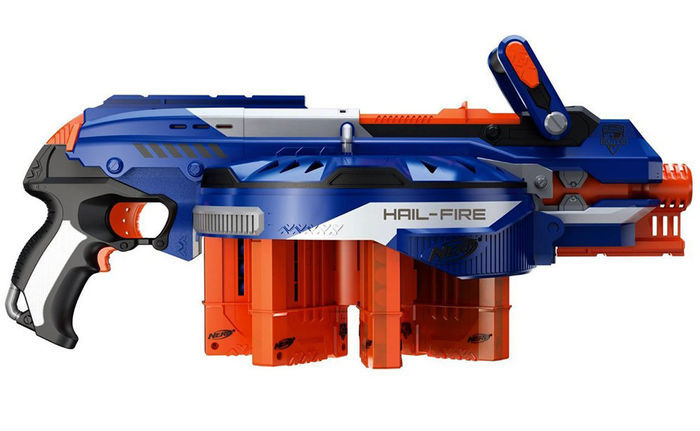 Once you've obtained your Nerf gun, you likewise need to get bunches of  ammunition for it. There's unpleasant in having a toy gentleman and not  having the ...