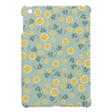 Retro chic buttercup floral flower girly pattern from Zazzle.com
