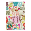 Cute Abstract Floral Vector Pattern Cover For The iPad Mini from Zazzle.com