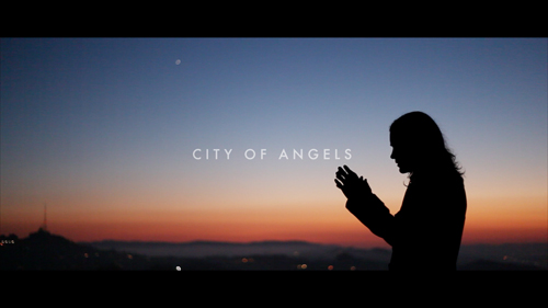 "Headline for The Meaning of a City: 10 Ways Thirty Seconds to Mars Defines Los Angeles in "" City of Angels""."
