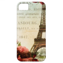 Vintage Eiffel Tower iPhone 5 Covers from Zazzle.com