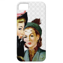 Retro Gossip iPhone 5 Cases from Zazzle.com