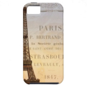 Vintage Eiffel Tower iPhone 5 Cover from Zazzle.com