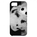 """Soccer Puppy"" English Bulldog iPhone 5 Cases from Zazzle.com"
