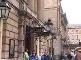 Roman Baths And Museum in Bath, England