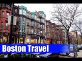 List 10 Tourist Attractions in Boston