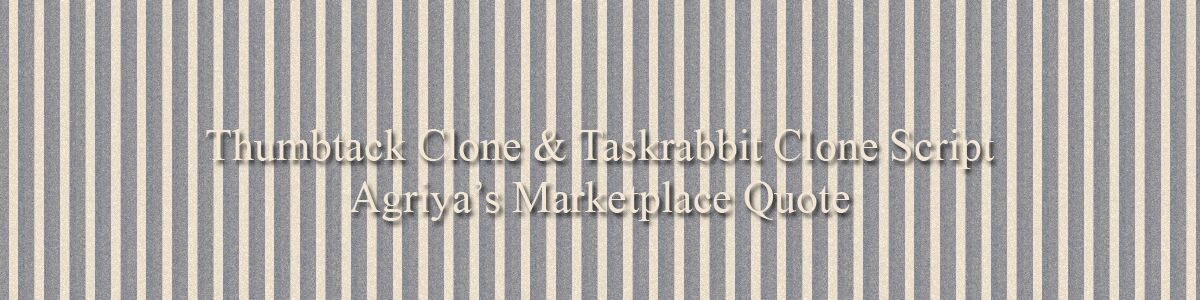Headline for Taskrabbit Clone Script