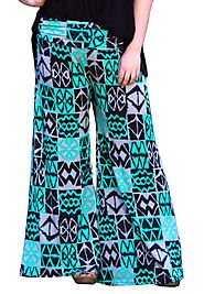 Best Palazzo Pants Plus Size XL 2XL 3XL 4XL (with image) · PlentyofLife