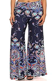 Best Plus Size Palazzo pants | Wide Leg Palazzo Pants in XL XXL 3XL 4XL Powered by RebelMouse