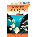 How to Get Ideas: Jack Foster, Larry Corby