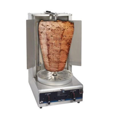 Headline for Best Vertical Broiler for Tacos al Pastor for Home Use - Gyro Shawarma Machine for Sale 2017