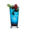 The Blue Hawaiian Mocktail