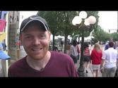 Bill Burr gives us a tour of Newport, Rhode Island - Summer 2012