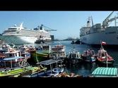 VALPARAISO TOURISM ATTRACTIONS PART 1 LIFE IN THE PORT