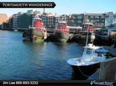 Walking Tour of Downtown Portsmouth, NH